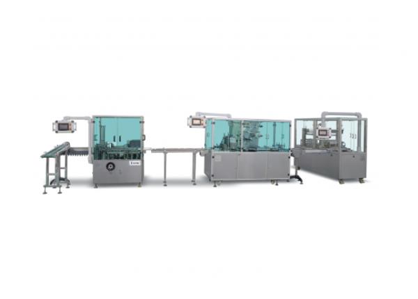 DZ-BT80P Hookah & Shisha Turnkey Packaging Solution
